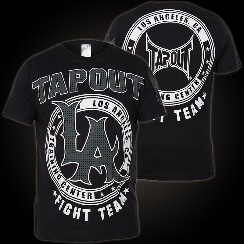 Tapout LA Tee - Fightershop 9885d7d835d85
